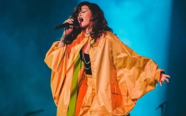 Rihanna se tornou um ícone da música pop