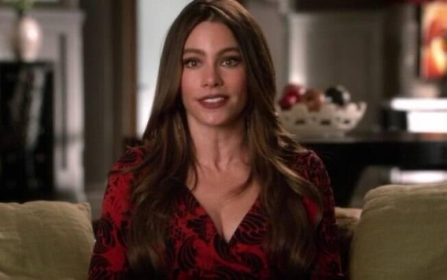Sofia Vergara ficou conhecida principalmente por viver a pele de Gloria Pritchett na série norte-americana