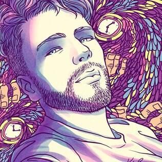 Kris Braz, ilustrador,quadrinista e designer