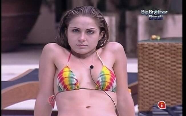 Renata é uma das musas do BBB12
