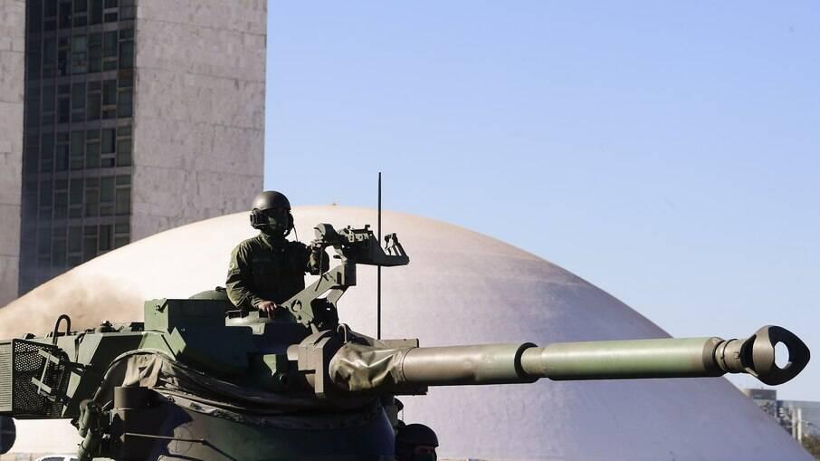 Forças Armadas estão sofrendo com desabastecimento