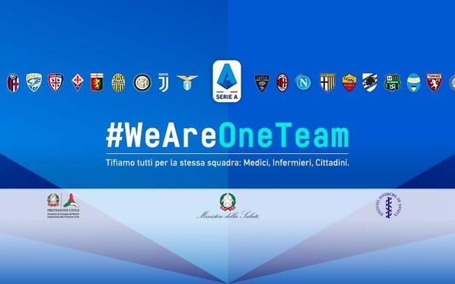 Campeonato Italiano retorna em 20 de junho