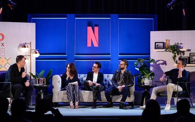Netflix intensifica atividades no México