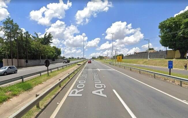Motociclista morre após atropelar pedestre na Campinas-Monte Mor