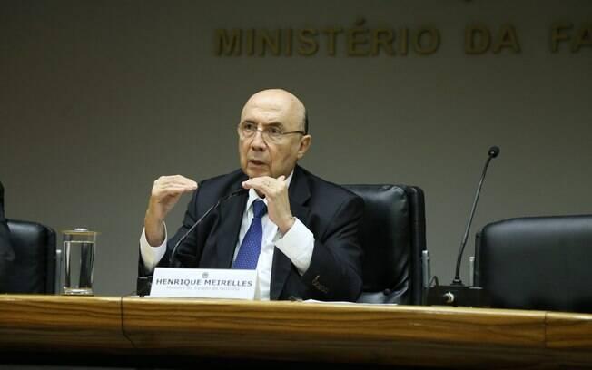 Para finalizar obras públicas é preciso de R$ 80 bilhões, disse Henrique Meirelles