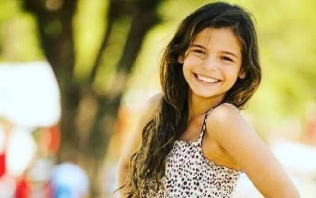 Luana Marquezine já fez uma aparição na novela de Manoel Carlos. E apesar dos incentivos da irmã, a menina de 15 anos, que é bailarina desde os 4, não sabe se será atriz