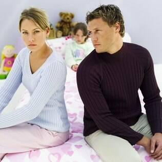 A criança deve entender que os pais também têm um espaço só deles, o que inclui a cama