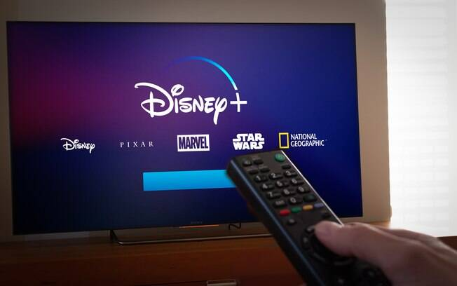 A Disney+ será lançada no dia 12 de novembro deste ano