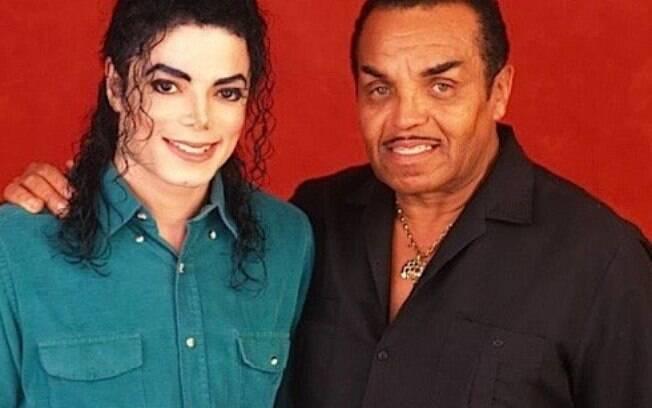 Michael Jackson e o pai, Joe Jackson