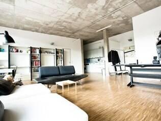 No Airbnb o visitante pode alugar uma residência por até 10 meses