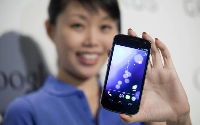 Galaxy Nexus, o primeiro smartphone do mundo com Android 4.0, chega ao Brasil como Galaxy X