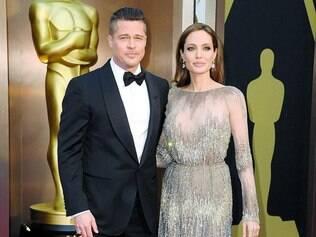 Confirmado. Noivos desde abril de 2012 e com seis filhos, Brad Pitt e Angelina Jolie finalmente vão se casar