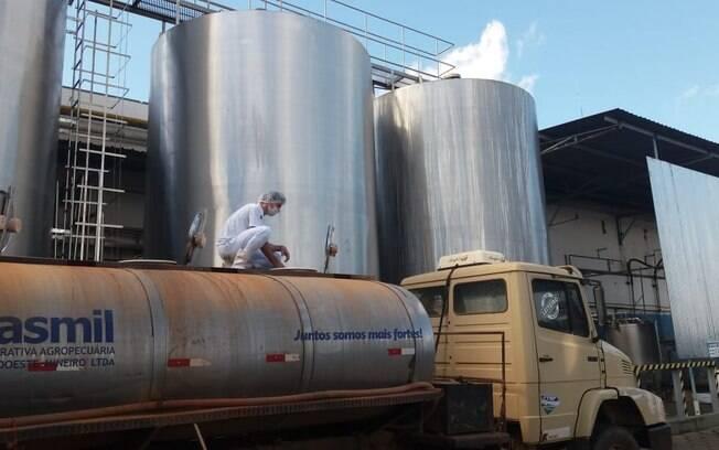 Cooperativa necessitava do silos para o armazenamento da nova produção – que vem de 15 municípios do sudoeste de Minas Gerais, de 460 produtores rurais