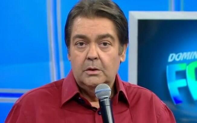 Faustão tem dado diversas declarações sobre política durante o programa