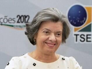 Carmen Lúcia é ministra do STF