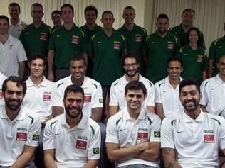 Grupo B do Brasil já iniciou os trabalhos nesta segunda-feira