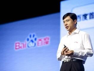 Robin Li, fundador do Baidu