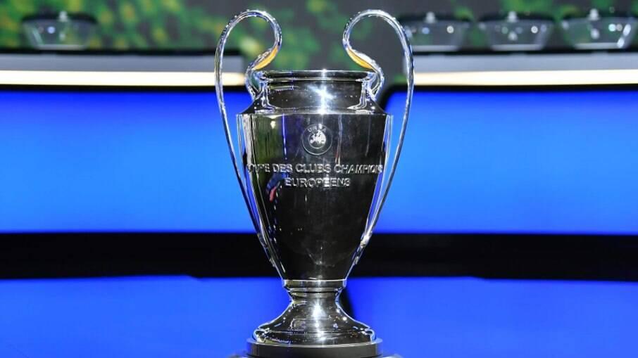 Champions League tem grupos definidos