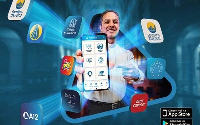 Rede Aparecida unifica a sua comunicação digital com novo aplicativo