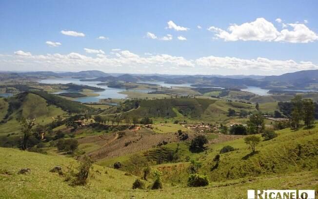Piracaia conta com paisagem montanhosa e muita natureza