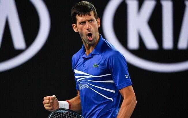 Novak Djokovic tentará se isolar como maior campeão do Aberto da Austrália contra o espanhol Rafael Nadal