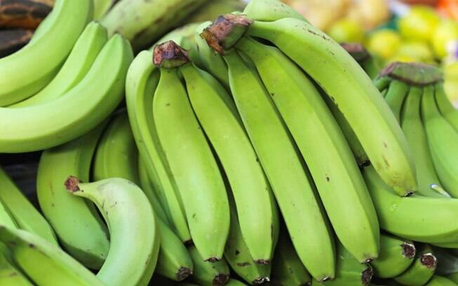 Biomassa de banana verde. Foto: Thinkstock/Getty Images