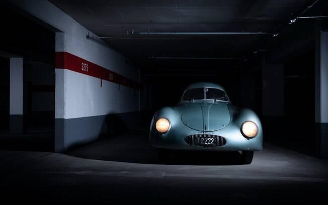 Porsche Type 64 é o primeiro modelo da marca alemã sediada em Stuttgart, famosa pelos seus esportivos