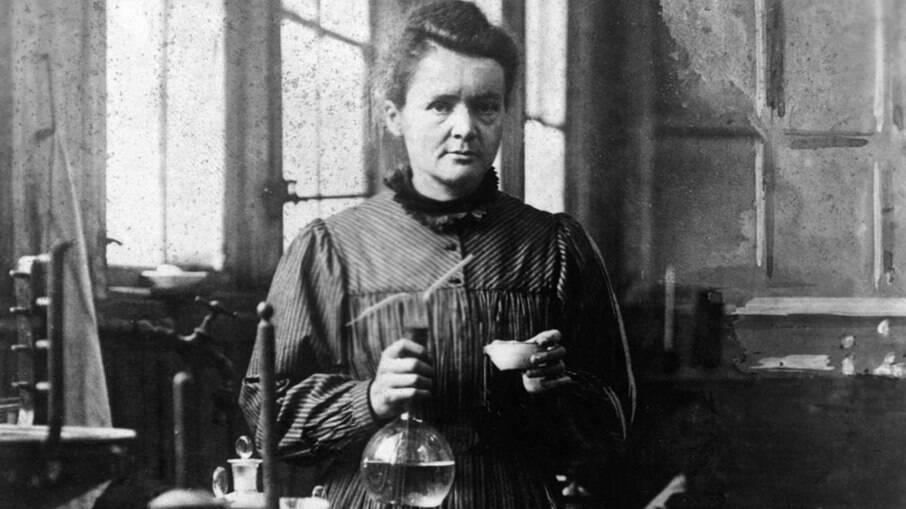 Marie Curie foi vencedora de dois prêmios Nobel