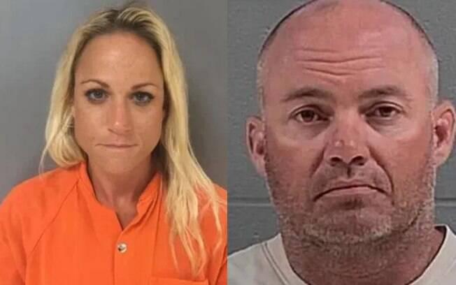 Casal formado por professora e policial foi condenado por estupro. Primeiro indício foi imagem de ambos com uma criança nua, encontrada pela polícia.