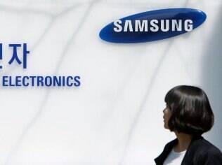 Samsung, com sede na Coreia da Sul, é uma das interessadas no 5G