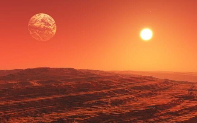 A ideia é simular o tempo que astronautas passam em longas missões para a Lua e Marte