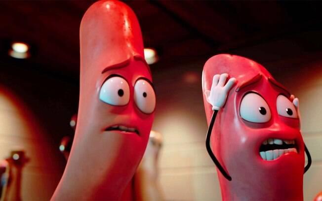 Festa da Salsicha é a animação que não foi feita para crianças