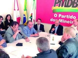 Busca. Executiva do PMDB reconheceu que aliança com PT pode render mais cadeiras para seus candidatos proporcionais neste ano