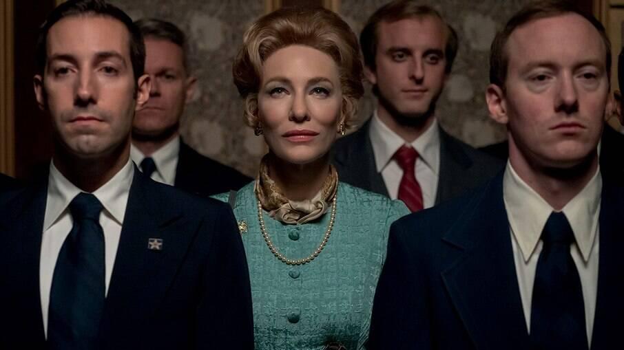O elenco conta com Cate Blanchett, Uzo Aduba e Sarah Paulson