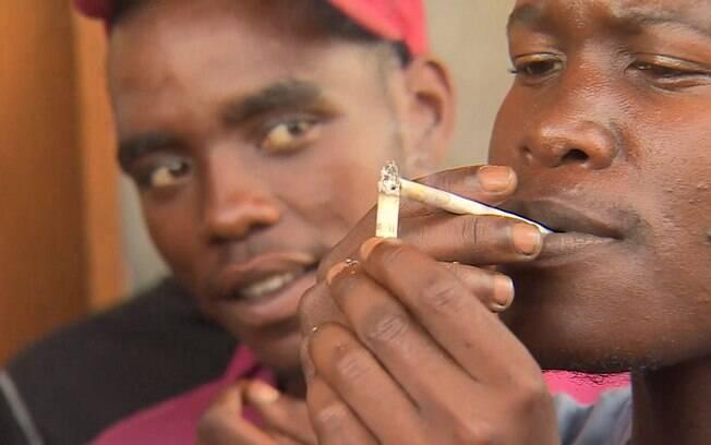 Consequências do uso prolongado da droga são devastadoras