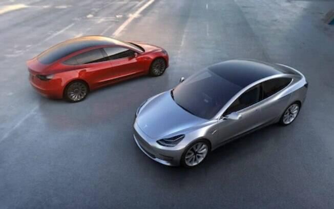 Sucesso da Tesla convenceu a Apple a retomar os planos para produzir novo carro elétrico