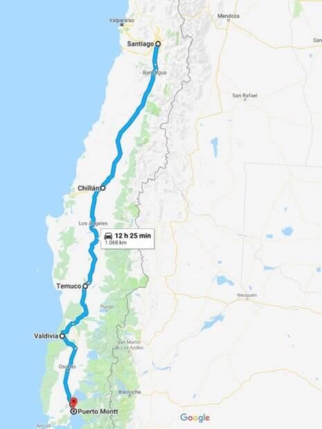 Para o trajeto com o Nissan X-Trail, escolhemos o sul do país. As paisagens foram fundamentais para tomar a decisão