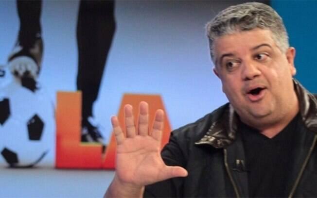 Heverton Guimarães, apresentador do Donos da Bola