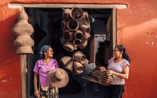 O objetivo das experiências é promover um turismo responsável que resgate as raízes, histórias e saberes da população
