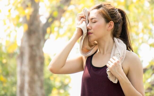 Poucas mulheres sabiam que fazer exercícios pode ter influência no ciclo menstrual, segundo a pesquisa