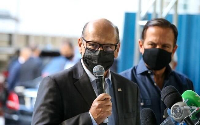 Governo de SP faz anúncios nessa quarta-feira sobre o combate a covid-19