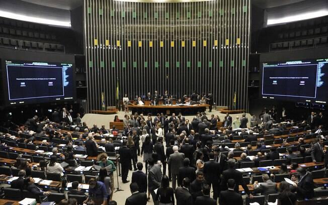 Câmara dos Deputados é atualmente comandada pelo deputado Rodrigo Maia, que assumiu o posto após a saída de Eduardo Cunha