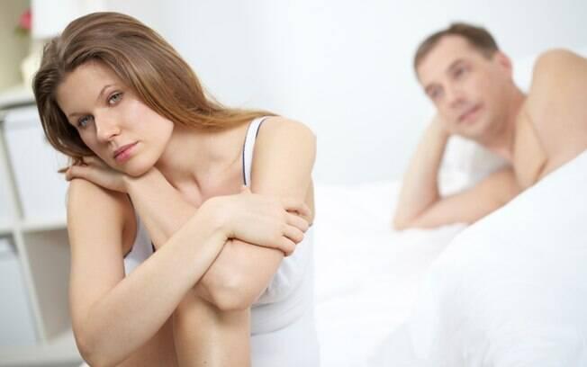 Dor e falta de lubrificação na relação sexual tem origens diversas