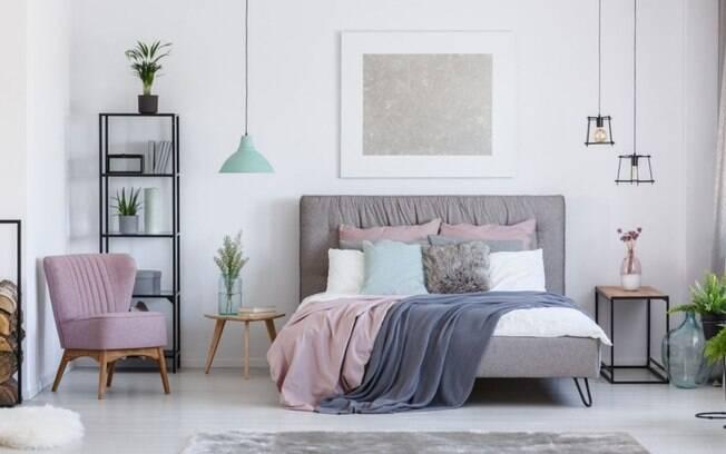 Decoração para quartos: descubra qual estilo combina mais com você