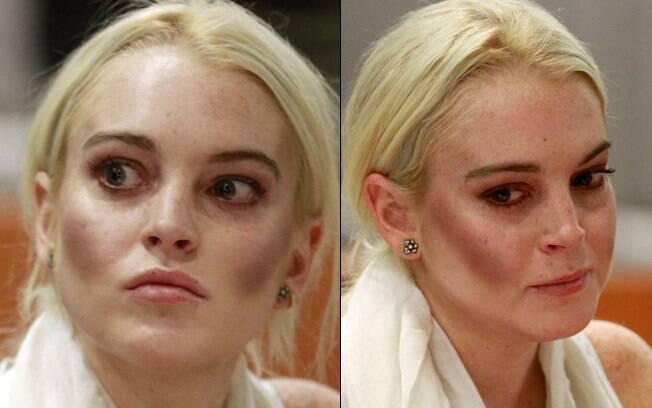 Pai de Lindsay Lohan acredita que a filha esteja usando drogas