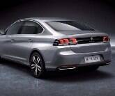 Peugeot transforma 308 em sedã, mas só para chineses