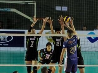 Japão foi apenas um dos adversários enfrentados pelo Ziober-Maringá neste começo de temporada