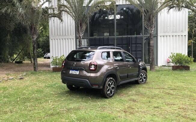 Renault Duster 2020. Foto: Divulgação