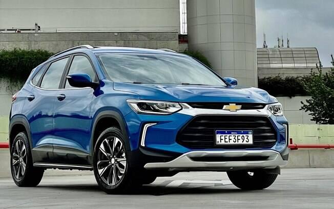 Chevrolet Tracker Premier da linha 2021 passa a ser a única versão a poder contar com motor 1.2 turbinado entre os equipamentos
