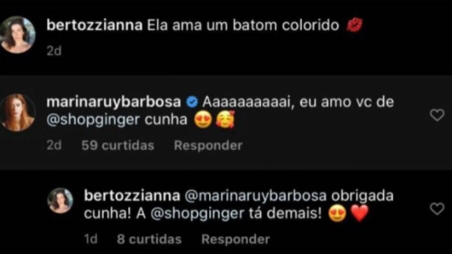 Marina Ruy Barbosa assume namoro